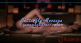 the butterfly Sensual Massage London