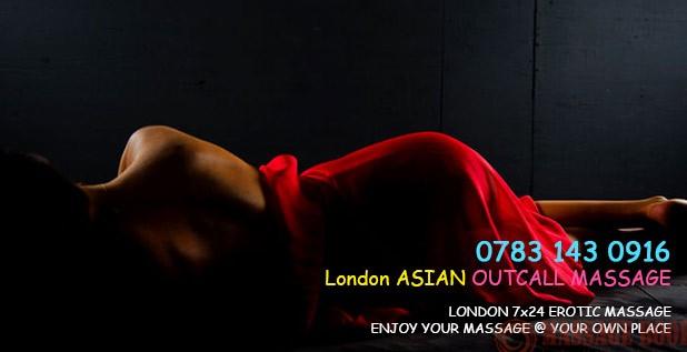 Asian massage London