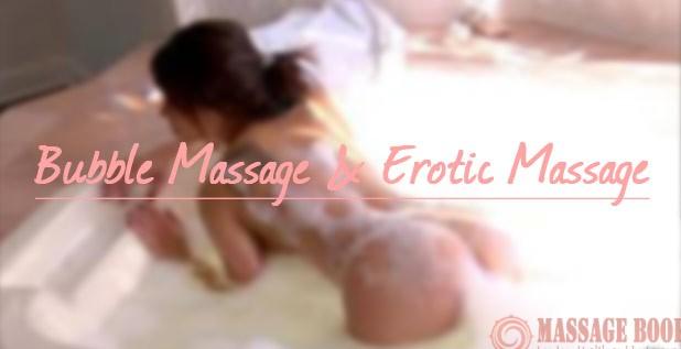 Bubbles soapy massage