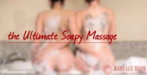 soapy massage ultimate