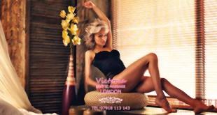 Victoria's Sensual Secret Massage London