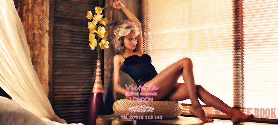 Victoria's Sensual Secret Massage London