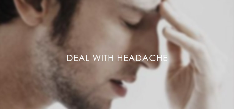 7 tips to deal with headache