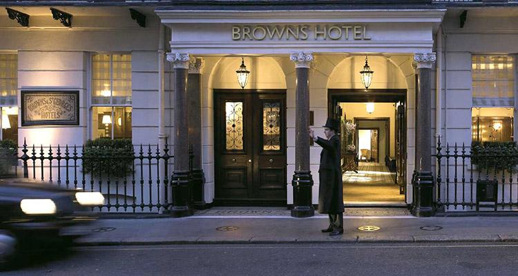 Brown's Hotel – Mayfair