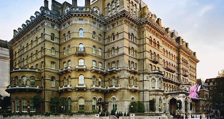 London luxury Hotel Langham-hotel
