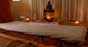 gay massage therapy in London