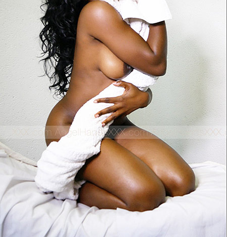 Ebony erotic massage london