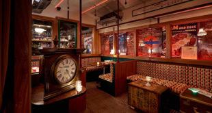 Cahoots, Soho, 2017 London best Late night bars
