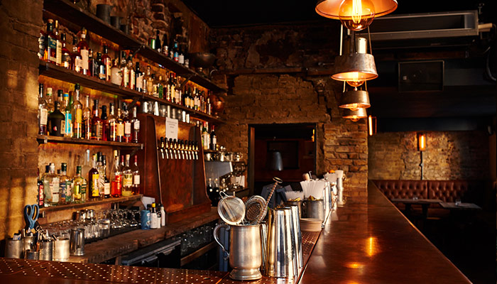 The Sun Tavern, Bethnal Green, London late night bar