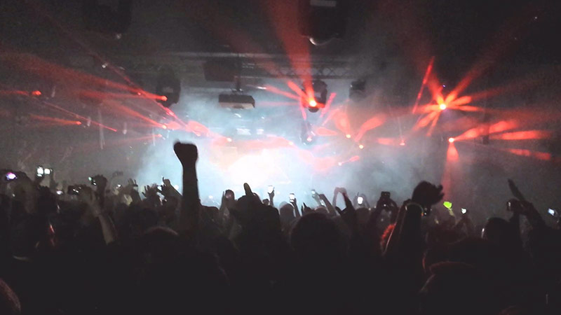 Ministry of Sound, Elephant and Castle